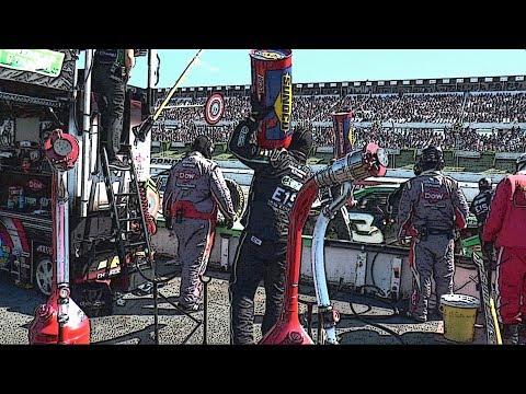 NASCAR Fuel Economy Racing
