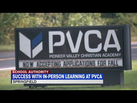 Pioneer Valley Christian Academy finding success with in-person learning