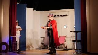 Théâtre: La croisière abuse