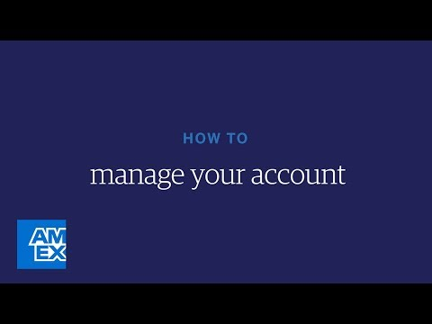 Merchants - Learn How To Manage Your Online Account | American Express