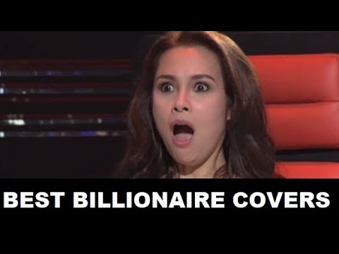 BEST BILLIONAIRE covers in The Voice Kids | The Blind Auditions