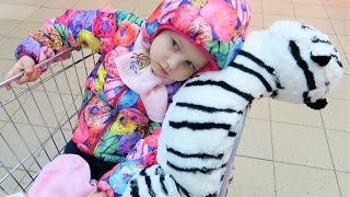 Подарок для Алисы!!! Тигр как у Теи !!! Киндер МАКСИ с сюрпризами !!!