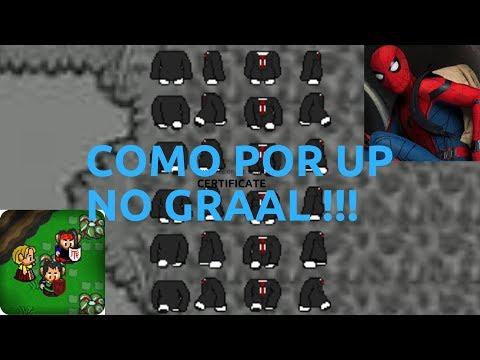 (GRAAL CLASIC) COMO POR UP NO GRAAL CLASIC ONLINE!!! (tutorial)