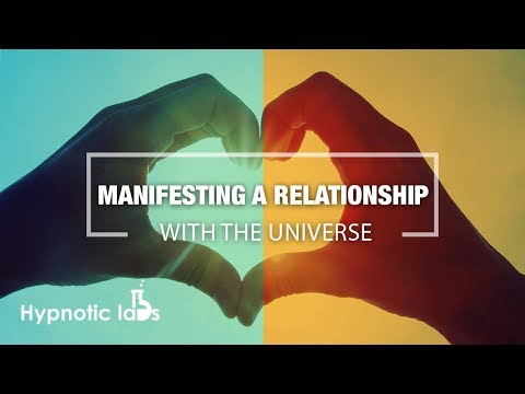 Sleep Hypnosis For Relationship Manifestation (and Releasing Expectations) With The Universe