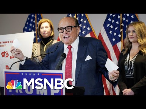 Neal Katyal: Trump's Legal Team Is The Best... At Losing   The 11th Hour   MSNBC