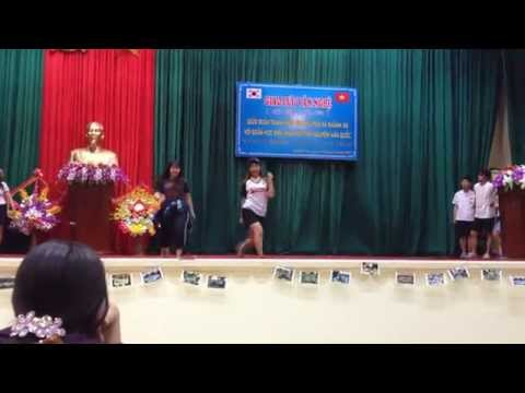 [Korea Youth Volunteer Programme In Vietnam] Fashion Show =)))