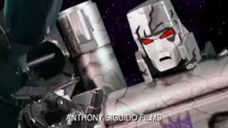 "Transformers Stop Motion Trailer: ""Megatron Transformed"""