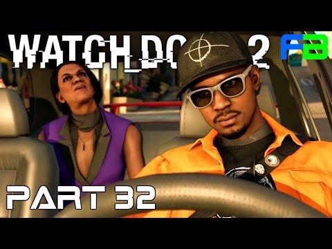 Watch Dogs 2: Part 32 - Carpool Karaoke