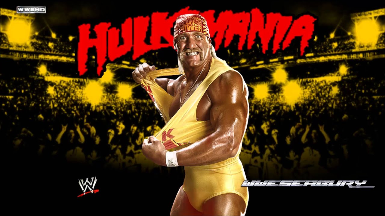 2014: Hulk Hogan 3rd WWE Theme Song ''Real American''