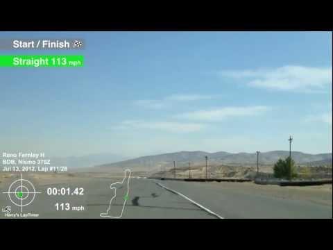 Test n Tune 7/13/12, Reno-Fernley Raceway