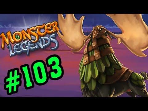 Monster Legends - Thủ Vệ Nai Sừng Tấm - Thế Giới Quái Vật #103