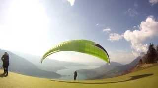 Olivier Fritz Ground Kiting Annecy