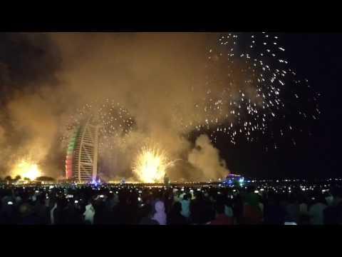 Dubai New Year 2017