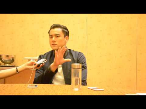 [05072016] Interview with Eddie Peng (Cold War 2 Press Con)