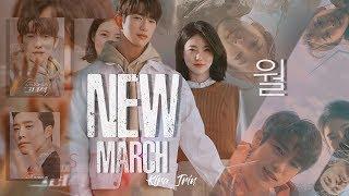 NEW / НОВИНКИ ДОРАМ МАРТ 2019 / March