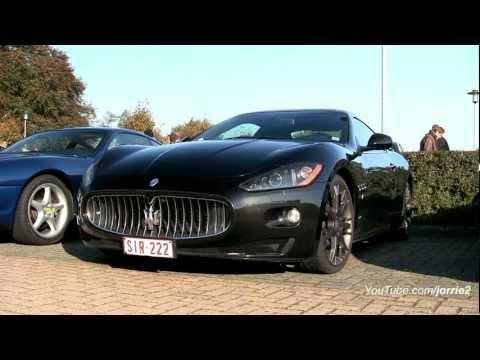 Maserati GranTurismo S Sound!! - 1080p HD
