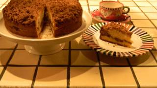 How To Make A Delicious Coffee Cake