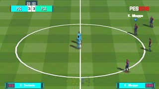 Scoreboard + grass + Shaders HD Mirip Ps3, Pes 2018  Jogress v3 Ppsspp | Goblin tv