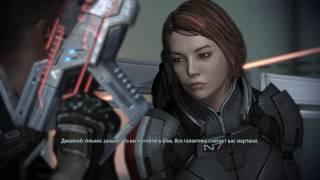 Mass Effect 2 пролог пробуждение