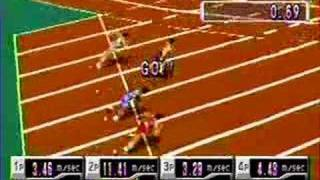 International Track & Field PLAYSTATION!