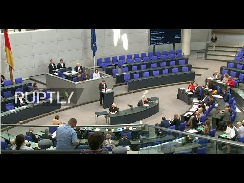 LIVE: German parliament to vote on withdrawal of troops from Turkish air base