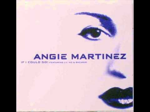Angie Martinez - If I Could Go (Slowed & Chopped)