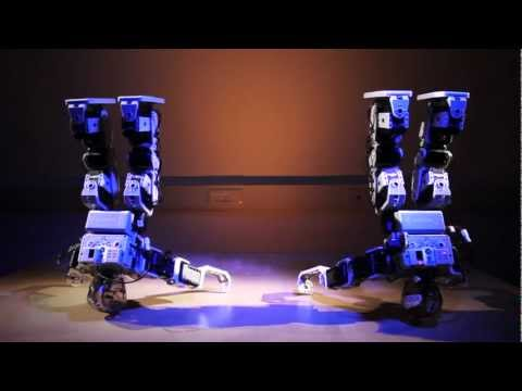 A Rosh Hashanah Robot New Year Hip Hop Dance Party from Technion Israel