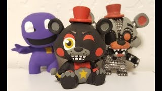Creating Custom FNaF Mystery Minis (200k Subscriber Special)