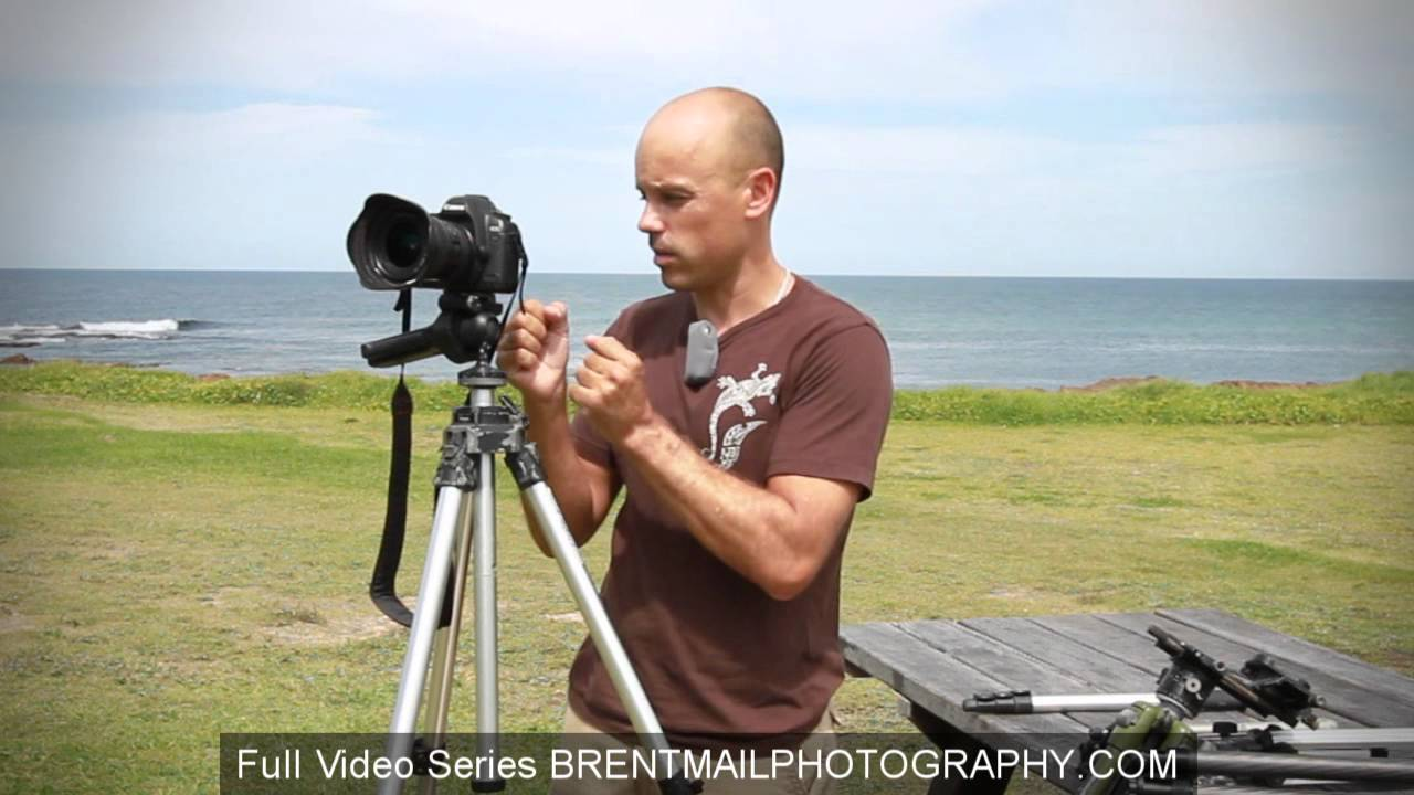 Choosing the right camera tripod