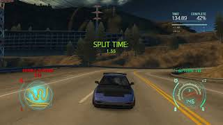 Need For Speed Nissan 240SX (S13) Quick race #Gaming
