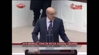 İlhan Kesici, TBMM 2010 Yılı Bütçe Konuşması, TRT 3, 25.12.2009