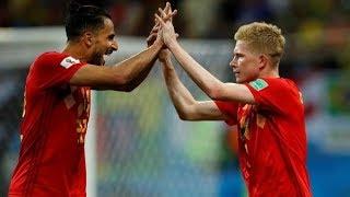 Un contragolpe letal para que Bélgica estire su ventaja ante Brasil