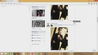 Баг вконтакте или Секрет Вк   Анонимный репост Вконтакте