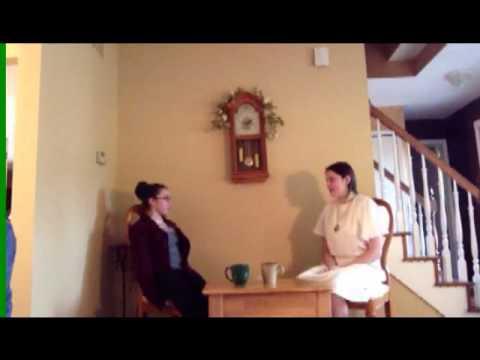 eleanor roosevelt interview