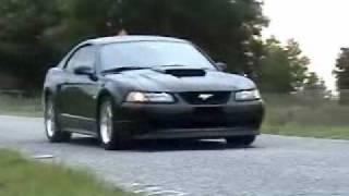 1999 v6 mustang exhaust clip