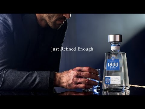 1800 Tequila, Hands, Just Refined Enough