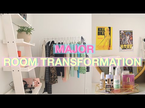 major room makeover!!! yay