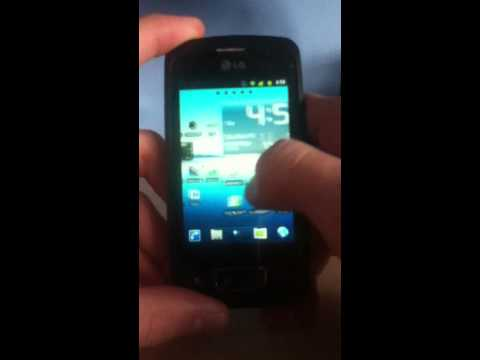 Oxygen Rom Review for LG Optimus One (P500)