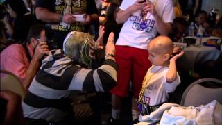 Connor The Crusher