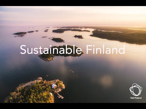 Sustainable Finland: take a sustainability pledge to be like a Finn