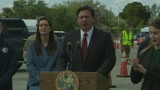 Special Report: Florida Gov. Ron DeSantis Gives Statewide Coronavirus Response Update