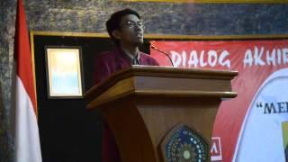 Sambutan Presiden BEM UMM 2014 - #DAT