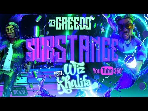 03 Greedo - Substance (We Woke Up) feat. Wiz Khalifa (Official Lyric Video)