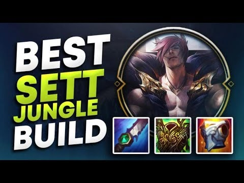 I FOUND THE NEW *BEST* SETT BUILD! | League of Legends thumbnail