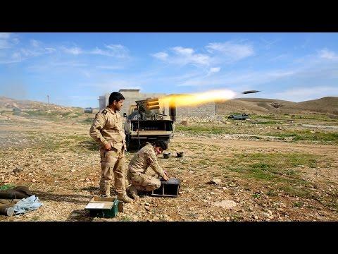60 seconds in Sinjar