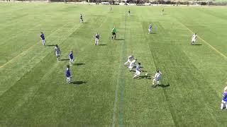 2019 September 21 - U13 - NCFC BDA North vs Charlotte Independence South BDA