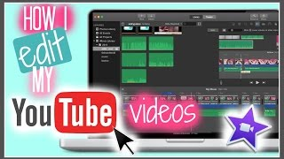 Download Video How I Edit My YouTube Videos MP3 3GP MP4