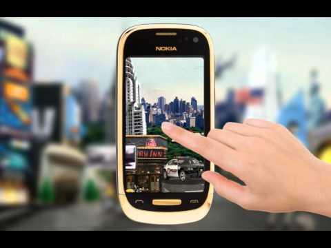 Nokia Oro @ GQ