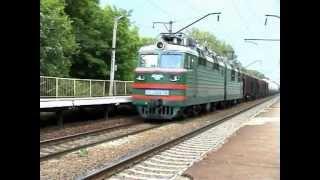 Клип из поездов)