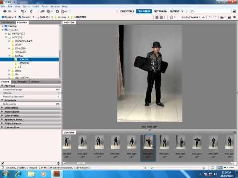 Photoshop CS5   Phan 2   Bai 1   Chon anh